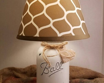 Mason jar lighting, table lamps, accent lamps mason jars, mason jar lighting, home decor, made in usa, home lighting, southern decor