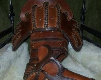 Leather Arm Armour