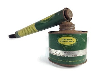 Vintage Weed Sprayer - Cross Country Weed Spray or Bug Sprayer