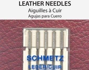 Schmetz Leather Needle 16/100 5 Pack
