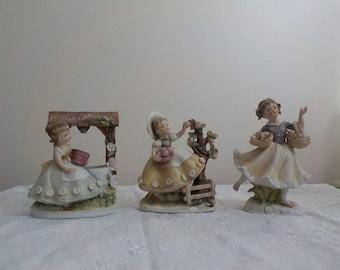 Lefton China Figurines