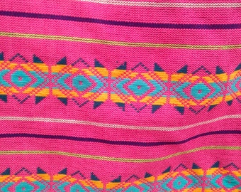Mexican fabric Cambaya