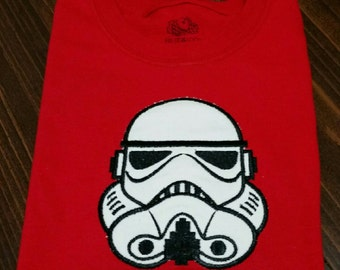Personalized Star Wars shirt