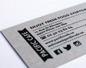 Matte Dull Finished Business Cards, Business Cards, Custom Business Cards, Custom Calling Cards, Calling Cards, Custom Design
