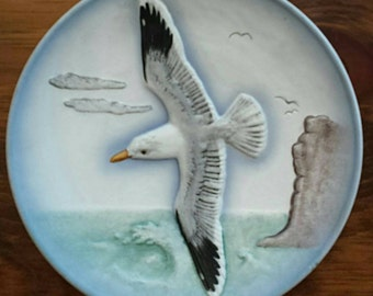 Sea Gull Collector Plate