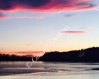 Marlboro Sunset