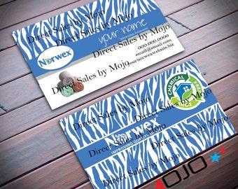 Norwex Personalized Business Card sku13