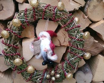 Handmade Christmas Door Hanger