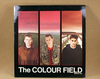 "The Colour Field - The Colour Field (Special Mix) Vinyl 12"" Record - Near Mint Condition"