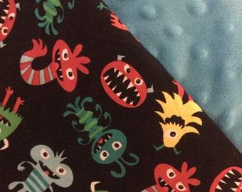 Baby Monster Blanket
