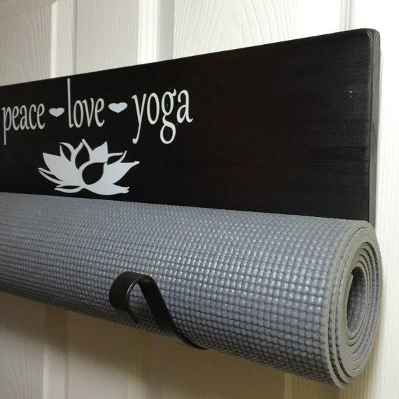 Yoga Mat Holder Handmade Yoga Mat Bag Holder Handmade By
