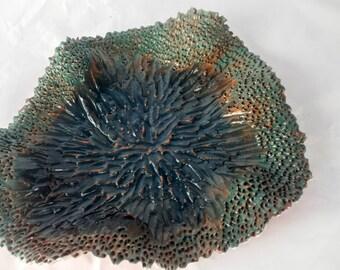 Sea Sponge Plate