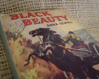 Black Beauty. Anna Sewell. Hardback.