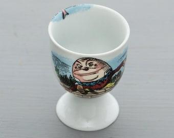 Alice In Wonderland Egg Cup