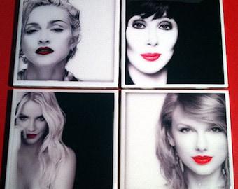 Four Divas