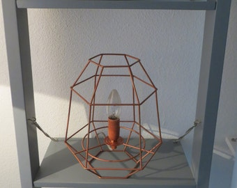 Copper - lamp / light metal
