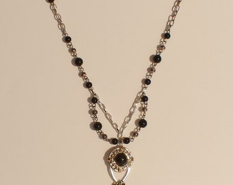 magical rosary style necklace