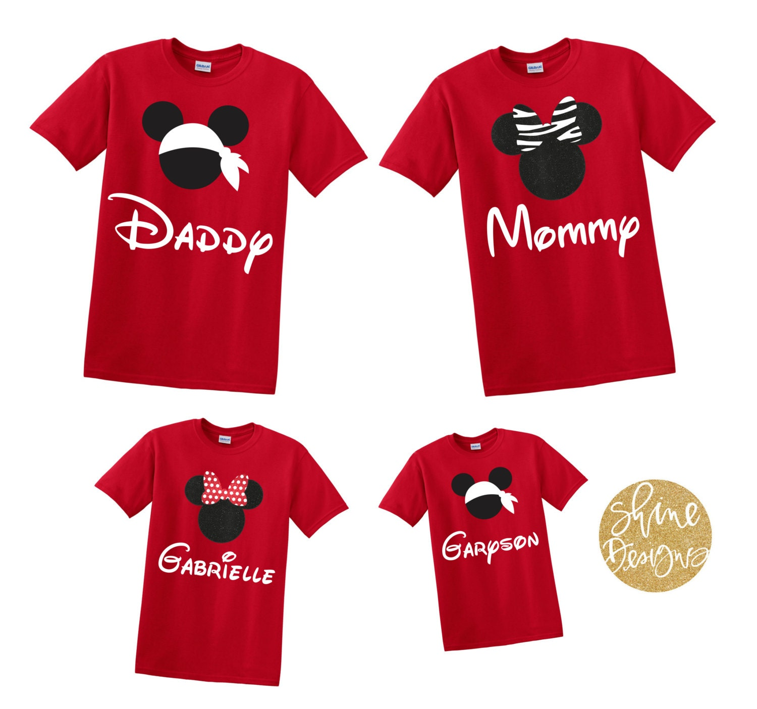 Disney Family Shirts Disney Vacation Matching by ...
