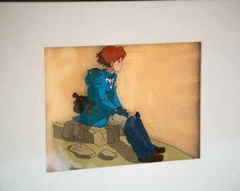 Nausicaä of the Valley of the Wind Cel