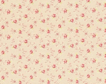 Bonbon Bebe French Inspired Mini Floral Quilt Fabric Robyn Pandolph RJR  By the Yard