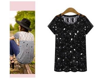 Lace T-Shirt IARD101687