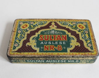 "Vintage ""Sultan selection no. 8"""