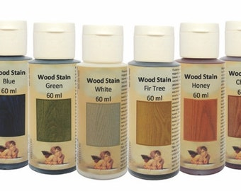 Wood Stain -Decoupage - Woodworking -  Daily Art   120ml