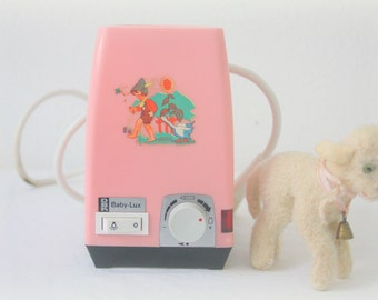 Vintage Electrical Baby Bottle Warmer, Baby-Lux DBK, Germany