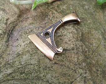 Sekira Perun, Slavic Pendant, Viking Pendant, Axe