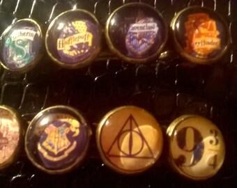 Harry Potter inspired hair clip