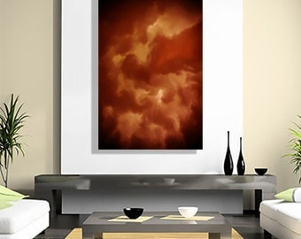 Modern abstract painting, abstract art,  printable digital download,