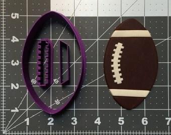 Football Cookie Cutter Set