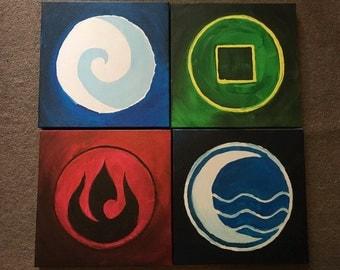 Avatar: The Last Airbender Nations (Korra)