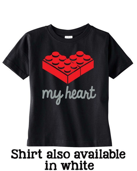 Lego My Heart Shirt