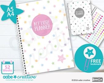 My Lush Planner - Diary / Organiser