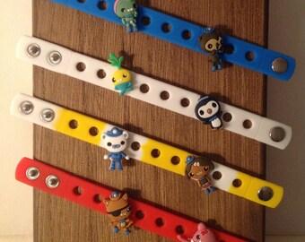 Octonauts Charm Bracelets PARTY FAVORS