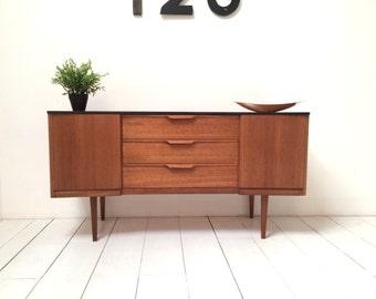 Vintage Sideboard by Austin Suite of London - Mid Century Retro