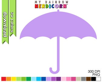 Umbrella Stencil Etsy