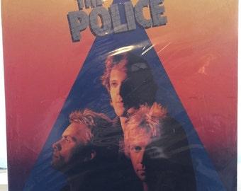 The Police- Zenyatta Mondatta Vintage Vinyl Album