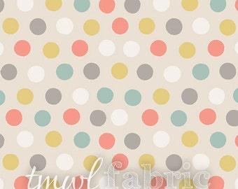 Woven Fabric - Cottontails Sand - Half Yard +