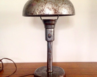 Machine Age Industrial Desk Lamp