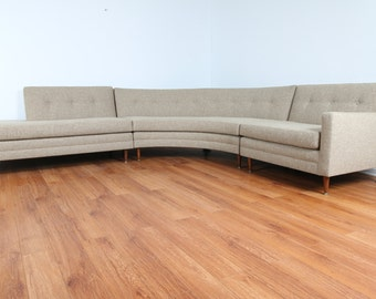 1950s Beautiful Sectional