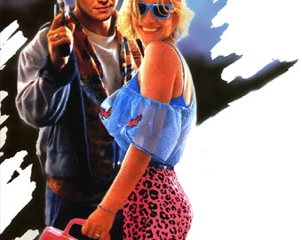 TRUE ROMANCE Movie POSTER Tarantino