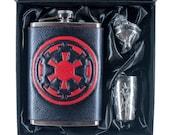 The Empire Geek Flask Set
