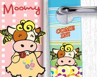 Door Hanger Moomy