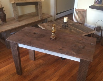 Elegant Rustic Table