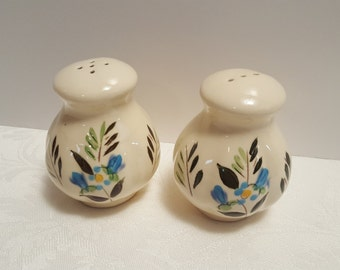 Stangl Petite Flowers Salt and Pepper Shaker #5227