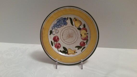 Stangl Della-Ware Festival 6'' Plate #3677