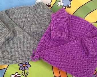 Lot 2 life jackets gray and lavender