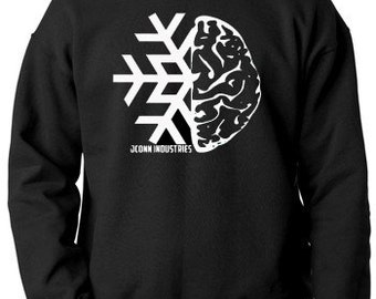 Think SNOW Crewneck Sweater